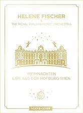 HELENE FISCHER - WEIHNACHTEN-LIVE AUS DER HOFBURG WIEN (DVD)  DVD NEU