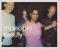 M People - Testify (CD) (1998)