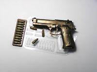"""""""Beretta gun"""" plastic soap mold soap making mold mould"""