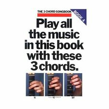 The 3 Chord Songbook (Book 4) Guitar Music Song Book - NEW
