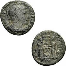 Constantin I Follis London 319-320 VICTORIAE LAETAE Princ Perp Altar Ric 161