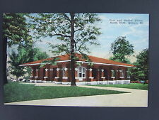 Quincy Illinois IL Rest Shelter House South Park Divided Back Postcard c1910