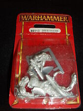 WarHammer Dark Elf  Cold One Knights Champion © 1997 gw8511C