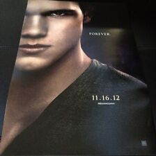 "SDCC 2012 TWILIGHT JACOB POSTER 11.5""x17"" BREAKING DAWN PART 2 MOVIE SUMMIT HTF"