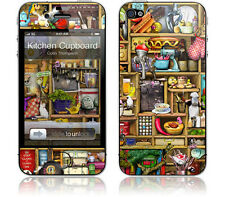 Gelaskin Gelaskins iPhone 4 4S Colin Thompson Kitchen Cupboard