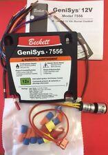 BECKETT 7556A0000U BECKETT GENISYS 12V PRIMARY CONTROL 12 VDC