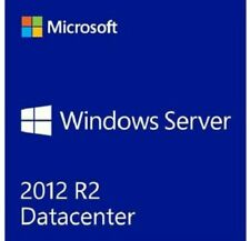MICROSOFT WINDOWS SERVER 2012 DATA CENTER R2 64BIT