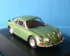 ALPINE RENAULT A110 1600SX 1977 ELIGOR 1/43 VERT METAL HACHETTE COLLECTION