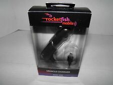 Rocketfish Mobile Vehicle Charger Mini USB NIB/NOS