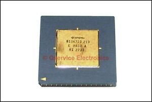 Vintage Processor Chip 8136723-213 From Unisys 2200 / 400 Main frame Computer