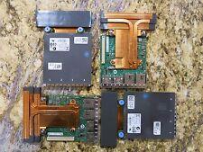 Dell Intel 10G Quad Port RJ45 NIC R620 R720 R720xd R820 SC8000 R630 R730 R730xd