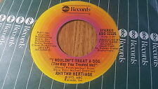 Rhythm Heritage ‎– Theme From S.W.A.T. / I Wouldn't Treat A Dog ~ (VG+)