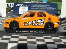 FLY ALFA ROMEO 156 GTA 'DRIFT'  #9 07063 1:32 SLOT NEW OLD STOCK