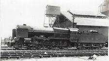"RAILWAY ENGINE : 'L.M.S.""Atlas"" 4-6-0 RP -GOOD"