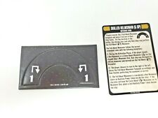 Star Trek Attack Wing OP Skilled Helmsman Token / Piece & Reference card