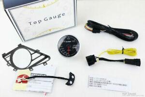 Free air vent gauge pod! Boost Gauge (no wire cutting) fits Audi A5 2007-2016