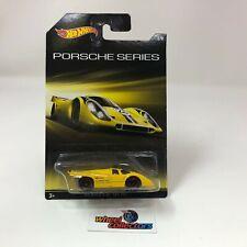 Porsche 917K * YELLOW * Hot Wheels Porsche Series * HH9