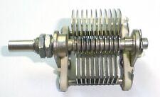 Condensateur variable 150 pF Stéatite NOS remplace 3D9150V-14 du Signal-Corps