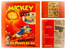 Le journal de Mickey  N° 2461 du 18/08/1999 -Disney Hachette Presse