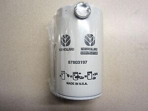 CNH-New Holland 87803197 Fuel Filter 84412164