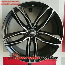 ATOM BD 4 CERCHI IN LEGA NAD 19 ET25 PER AUDI A6 4F 4G A4 ALLROAD RS4 B5 ITALY