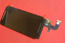 DISPLAY + TOUCH SCREEN per MOTOROLA MOTO G2 XT1072 ASSEMBLATO VETRINO VETRO NERO