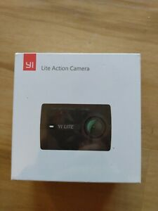 NIB YI Lite Action Sports Camera Real 4K Full HD 16MP Wide Angle Lens EIS WiFi B