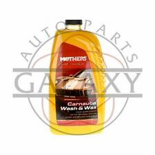 New Mothers 64oz California Gold Car Wash & Wax Shines Protects Car Truck Care