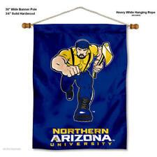 NAU Lumberjacks Wall Hanging Banner