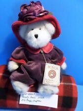 Boyd's Bears Ms. Rouge Chapeau plush(310-2267)
