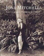 Joni Mitchell: The Complete Poems and Lyrics, Mitchell, Joni