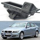 Car Trunk Handle w/ CCD Rear View Backup Camera for BMW 3-Series E90 E91 E92 E93