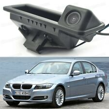 Car Trunk Handle w/ CCD Rear View Backup Camera for BMW 3-Series E90 E91 E92 E93