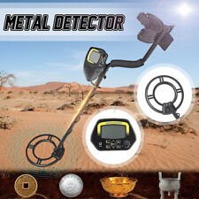 MD3030 LCD Display Metal Detector Treasure Hunter Gold Finder Digger Underground