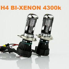 2 x 35W/85V Bi-Xenon VISION Brenner Birne Lampe H4 AC 4300K Top Qualität