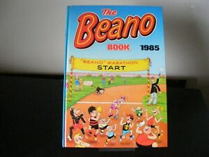 THE BEANO BOOK ANNUAL 1985 UNCLIPPED