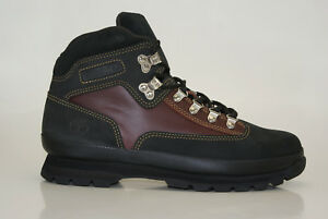 Timberland Euro Hiker Boots Size 42 US 27 11/12ft Men Hiking Lace Up