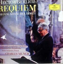 Munch Schreier - Berlioz Requiem 2 LP Mint- 139 264 65 Vinyl Record w/Book