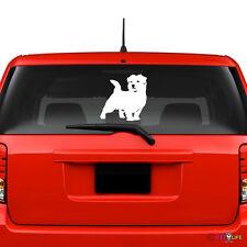 Norfolk Terrier Windshield Sticker Vinyl Auto Window