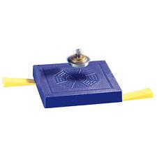 Magnet Kreisel: Schwebender Metall-Kreisel mit Magnetboden (Schwebekreisel)