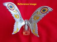 "NEW! ARMOR MOTHRA / BANDAI PVC SOLID Figure WIDTH 5.5"" 14cm GODZILLA TOY UK DSP"