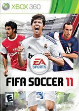 FIFA Soccer 2011 Xbox 360 New Xbox 360