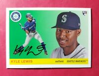 2020 Topps Archives #37 KYLE LEWIS  RC 1955 Topps Rookie *ROY* Mariners (NM-MT)