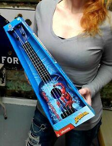 MARVEL SPIDERMAN  Ukulele Guitar Music Toys New Ages 3+