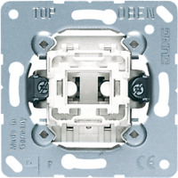 Jung AS500 AS 500 WW 506U Universal-Aus-/Wechselschalter Alpinweiss