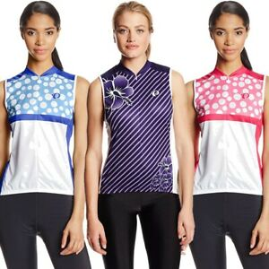 Pearl Izumi Women's SELECT Limited Edition LTD Sleeveless Cycling Jersey (XS)