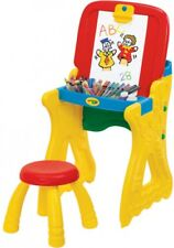 Childs Art Easel Kids Drawing Painting Table Desk Fun Creative Play Crayola