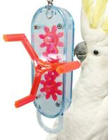 0043 GEARHEAD LARGE BIRD TOY cage toys cages bulletproof plastic lucky amazon