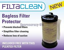 To fit Electrolux Gazelle Z4732AZ Vacuum FILTER With FREE FILTACLEAN