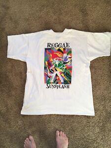 REGGAE SUNSPLASH 10th ANNIVERSARY TOUR